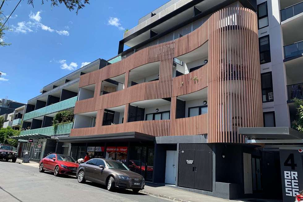 Fifth view of Homely apartment listing, 301/4 Breese Street, Brunswick VIC 3056