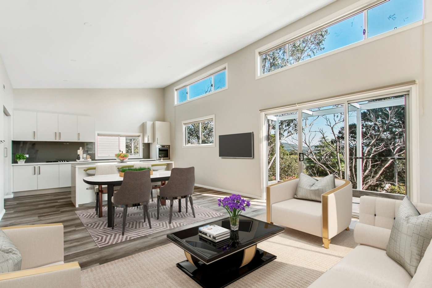 Main view of Homely house listing, 21 Rosedale Avenue, Hazelbrook NSW 2779