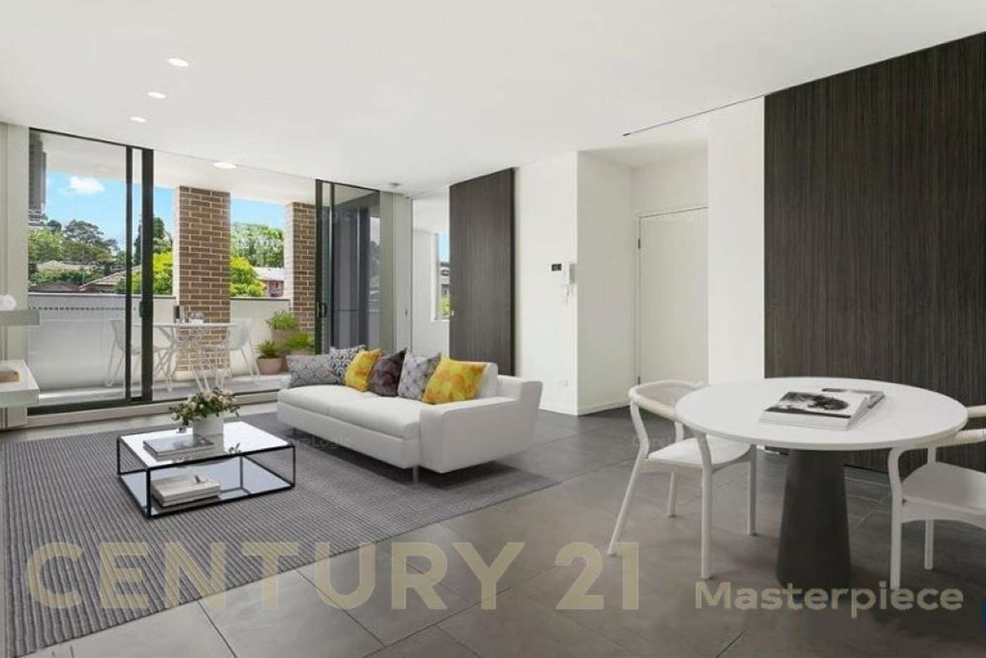 Main view of Homely apartment listing, 307B/3 Broughton St, Parramatta NSW 2150