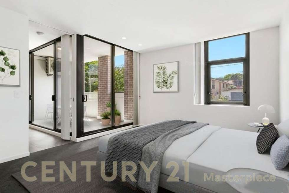 Fourth view of Homely apartment listing, 307B/3 Broughton St, Parramatta NSW 2150