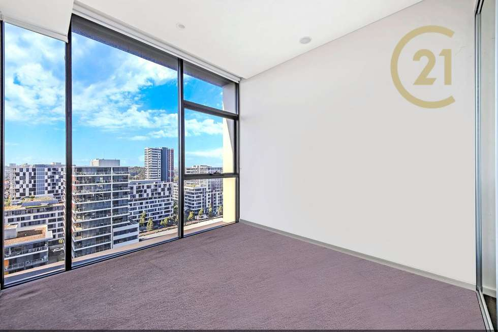 Third view of Homely apartment listing, 1502/3 George Julius Ave, Zetland NSW 2017