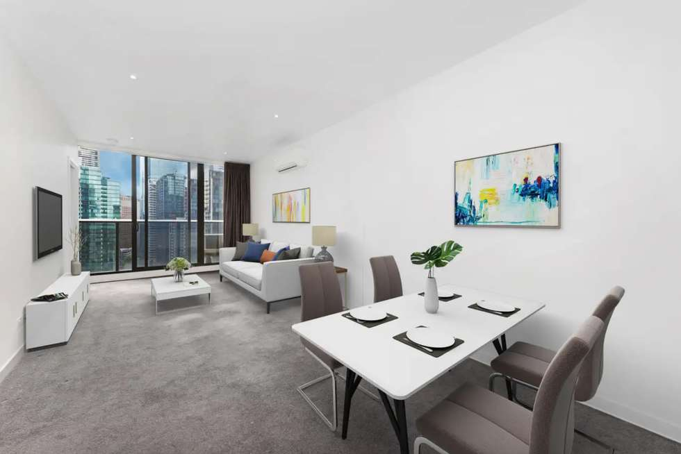 Second view of Homely apartment listing, 2304/250 City Road, Southbank VIC 3006