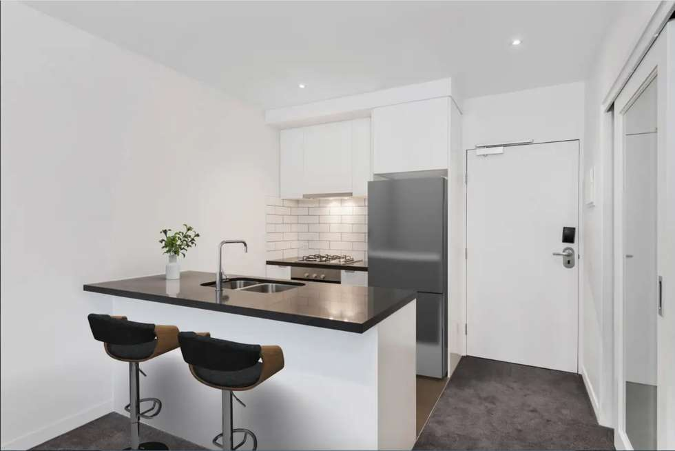 Third view of Homely apartment listing, 2304/250 City Road, Southbank VIC 3006