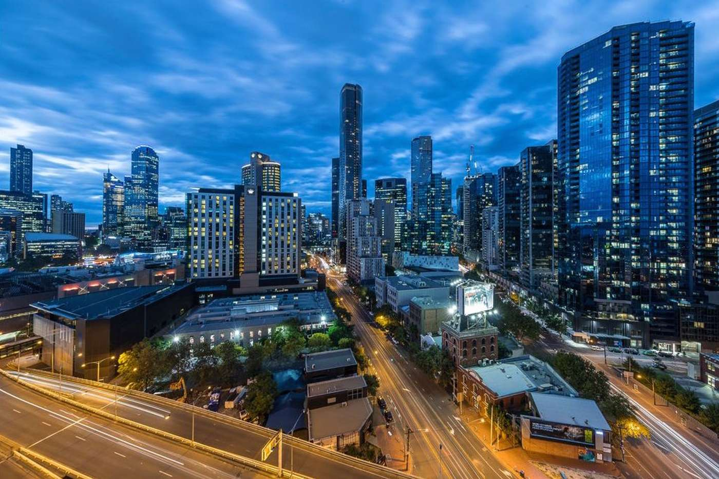 Main view of Homely apartment listing, 2807/250 City Road, Southbank VIC 3006
