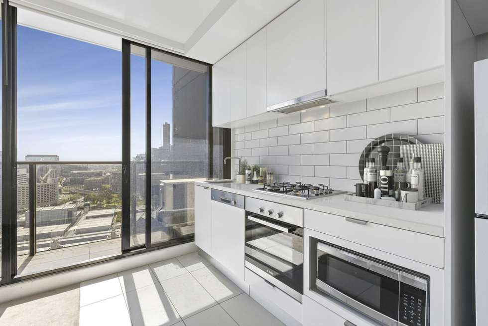 Second view of Homely apartment listing, 2807/250 City Road, Southbank VIC 3006