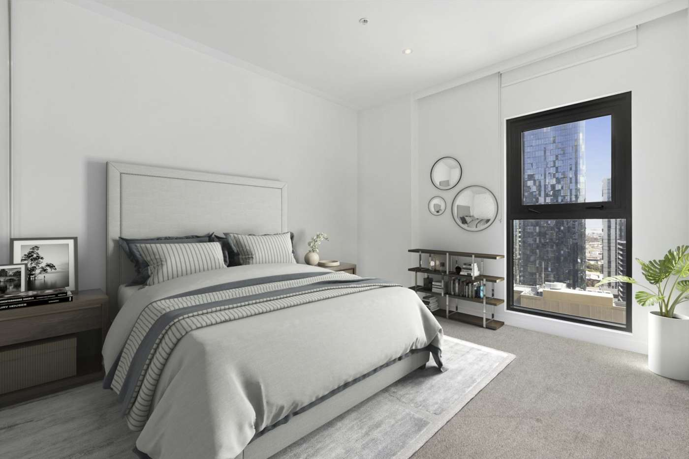 Fifth view of Homely apartment listing, 2807/250 City Road, Southbank VIC 3006