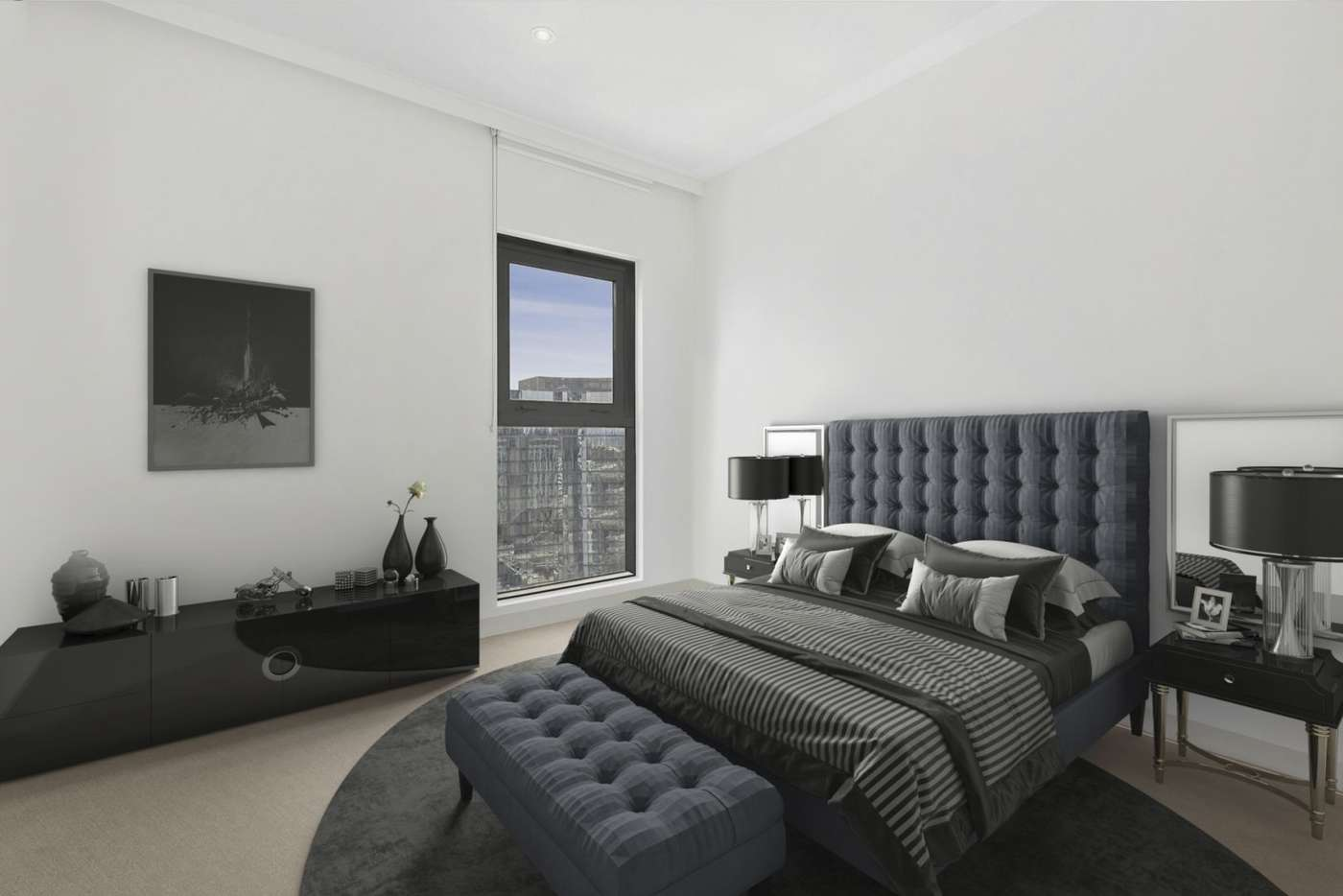 Sixth view of Homely apartment listing, 2807/250 City Road, Southbank VIC 3006