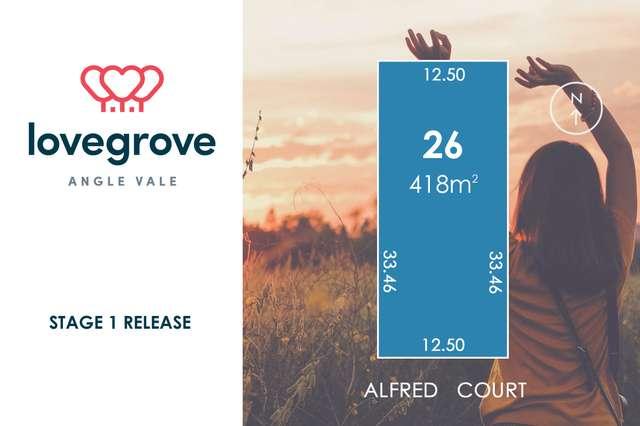Lot 26 Alfred Court, Angle Vale SA 5117