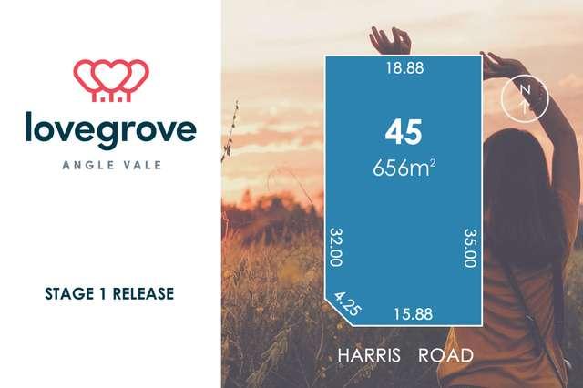 Lot 45 Harris Road, Angle Vale SA 5117