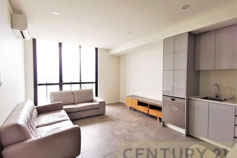 Third view of Homely apartment listing, 702/581 Gardeners Road, Mascot NSW 2020