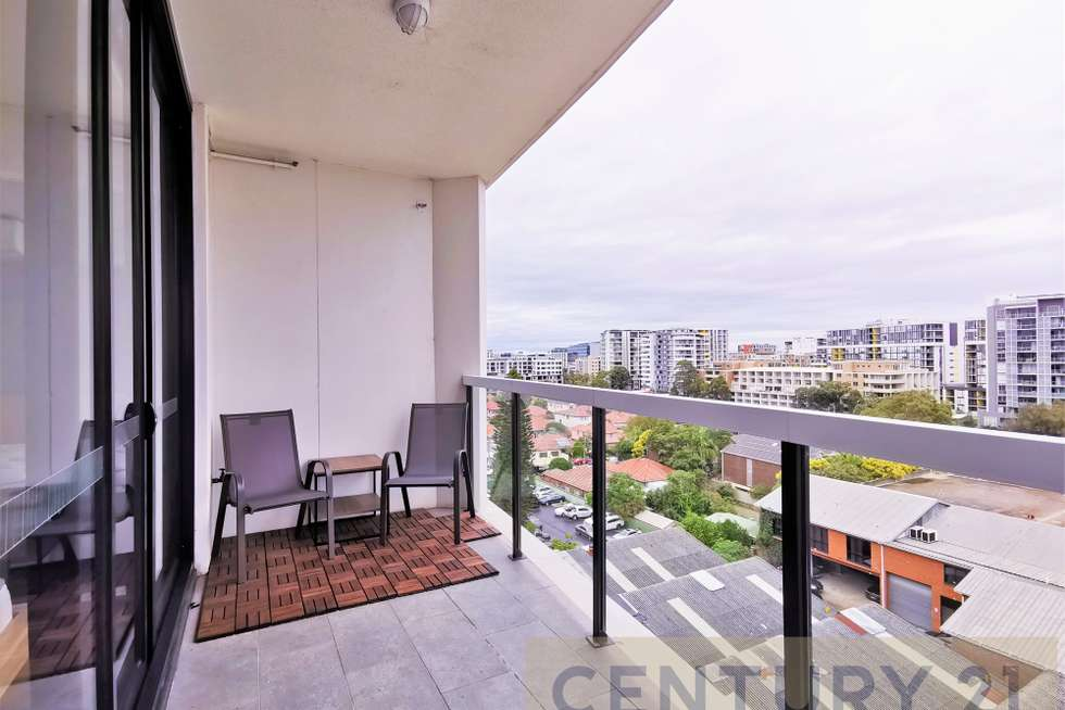 Fifth view of Homely apartment listing, 702/581 Gardeners Road, Mascot NSW 2020