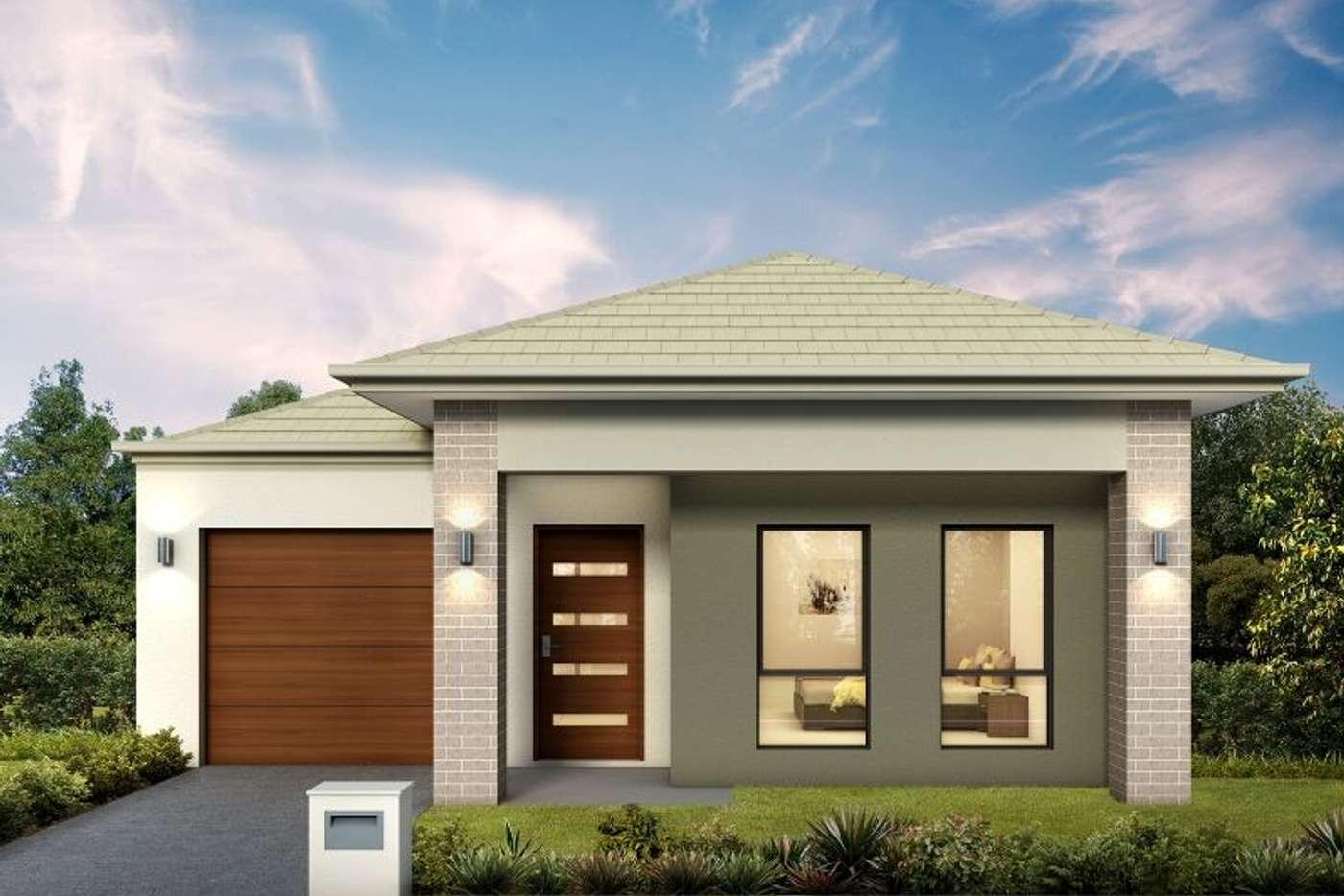 Main view of Homely residentialLand listing, 1351 Camden Valley Way, Leppington NSW 2179