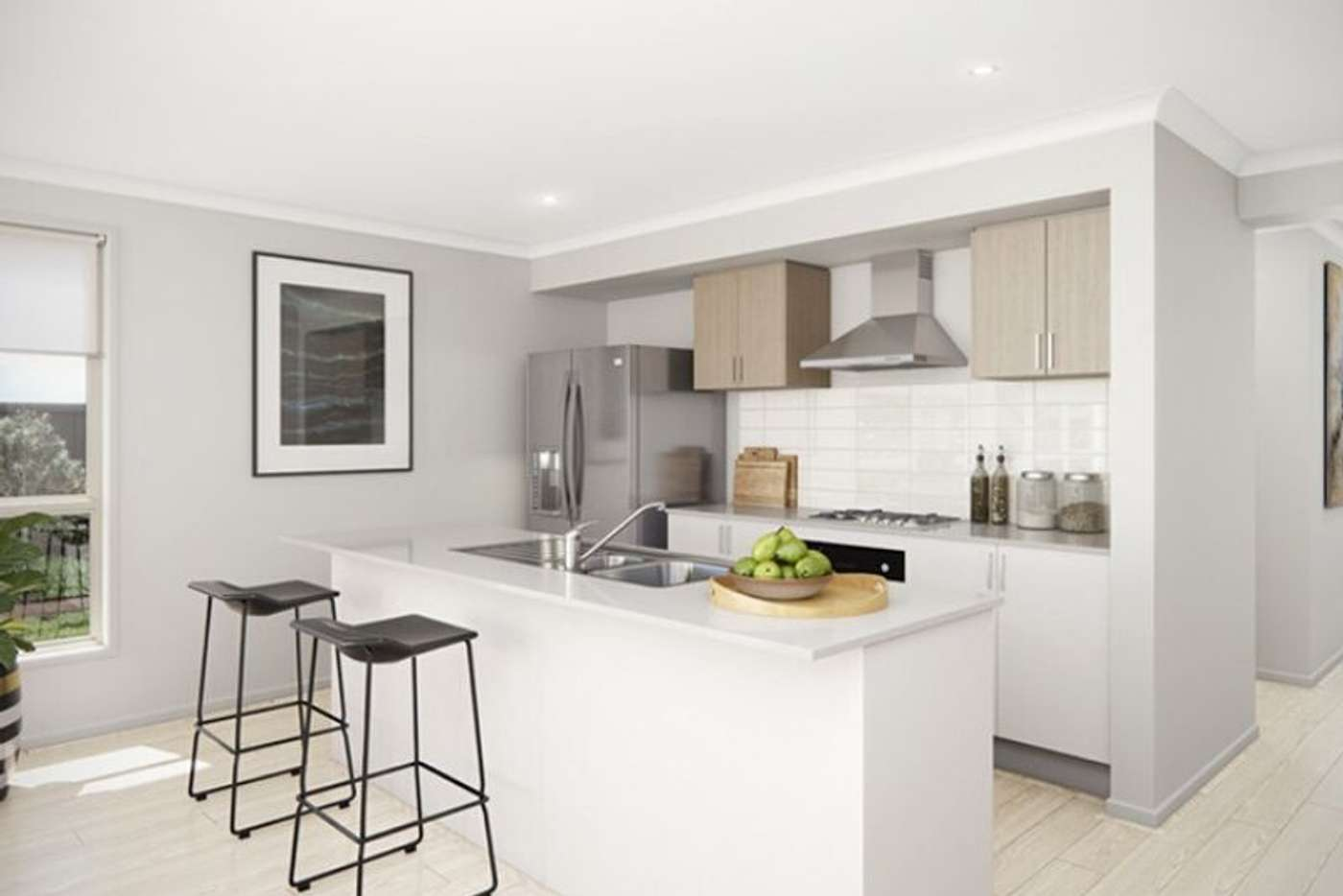 Second view of Homely residentialLand listing, 1351 Camden Valley Way, Leppington NSW 2179