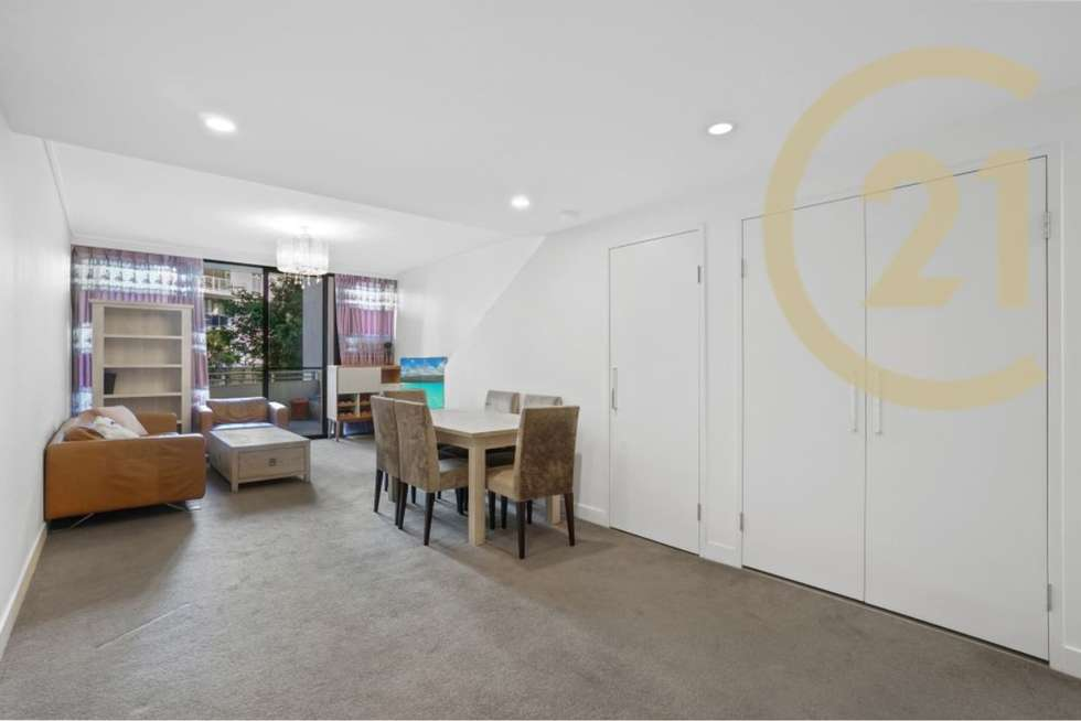 Second view of Homely apartment listing, 107/17 Shoreline Drive, Rhodes NSW 2138