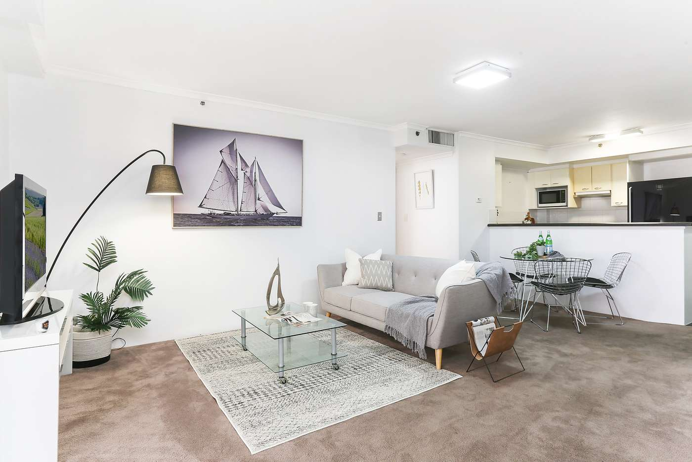 Main view of Homely apartment listing, 253/303 Castlereagh St, Sydney NSW 2000