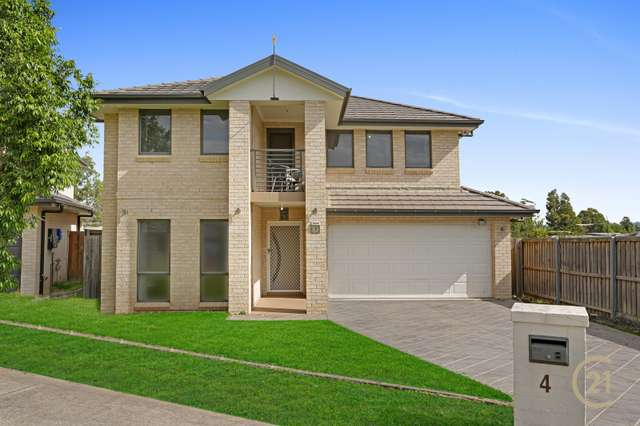 4 Tate Place, Minto NSW 2566