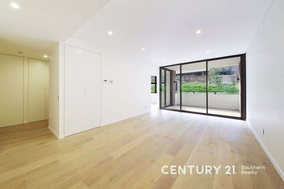 Second view of Homely apartment listing, 303c/27-42 Little Street, Lane Cove North NSW 2066