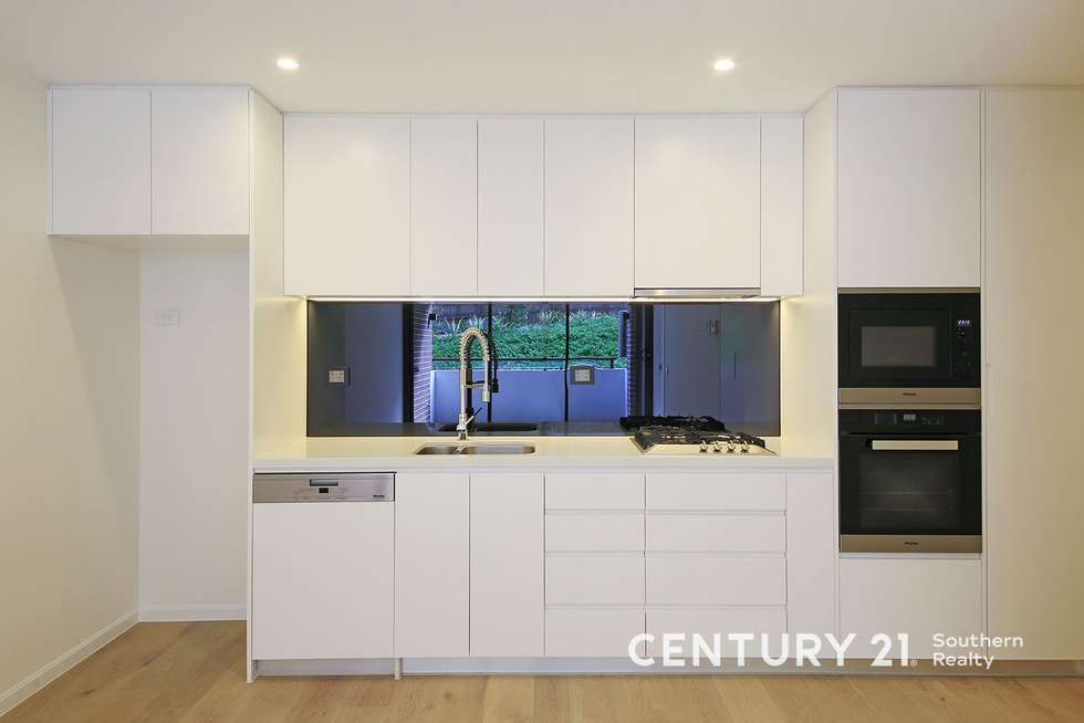Fifth view of Homely apartment listing, 303c/27-42 Little Street, Lane Cove North NSW 2066