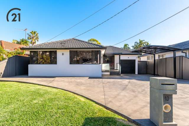 13 Carey Street, Bass Hill NSW 2197