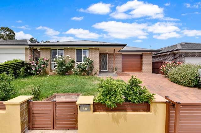 66 Elizabeth Mcrae Avenue, Minto NSW 2566