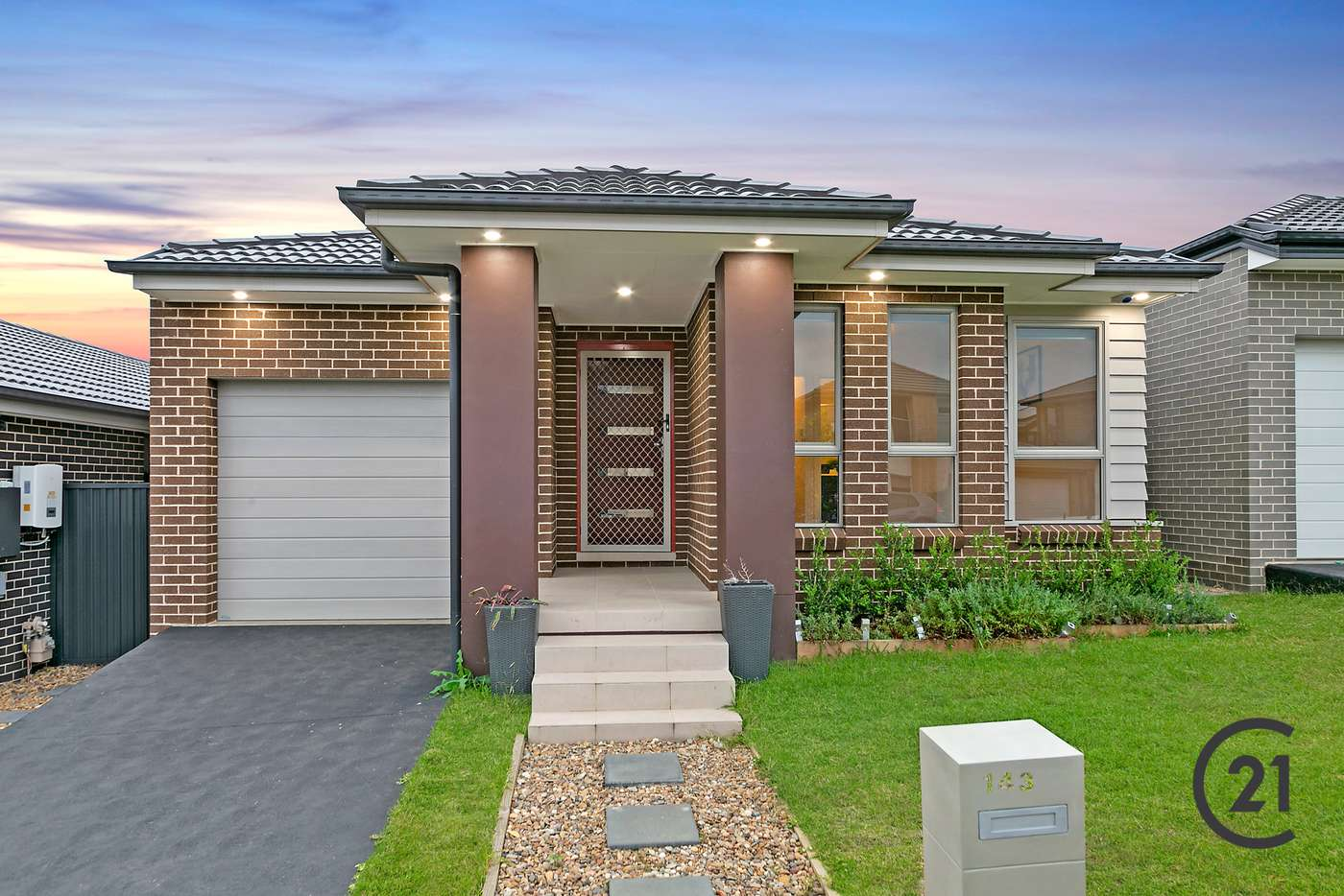 Main view of Homely house listing, 143 Longerenong Avenue, Box Hill NSW 2765