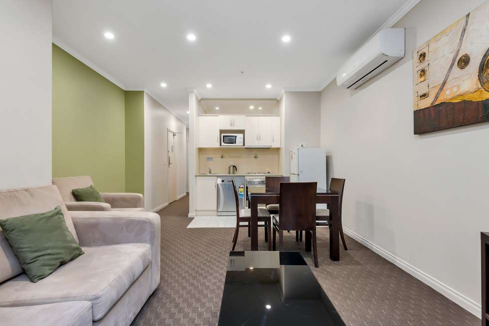 Second view of Homely apartment listing, 206/88 Frome Street, Adelaide SA 5000