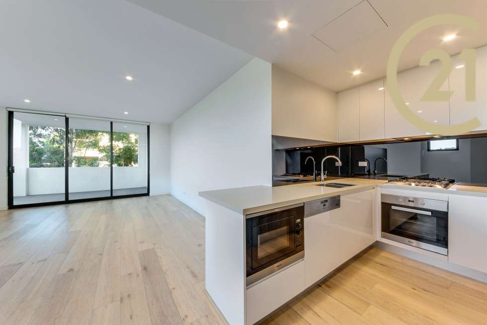 Second view of Homely apartment listing, 8/17-25 Boundary Street, Roseville NSW 2069