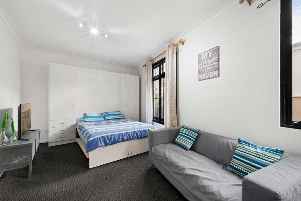 Second view of Homely studio listing, 6/1 Dwyer Street, Chippendale NSW 2008