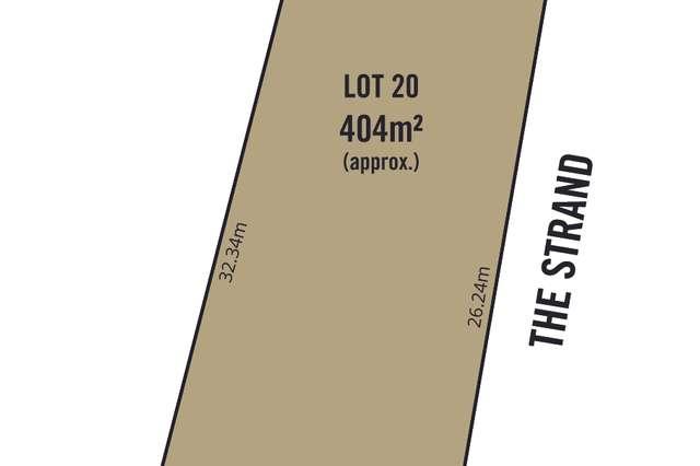 25a (Lot 20) Panorama Crescent, Reynella SA 5161