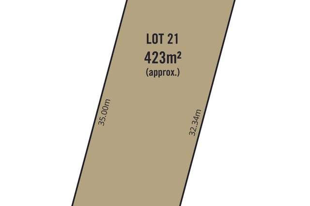 25 (Lot 21) Panorama Crescnent, Reynella SA 5161