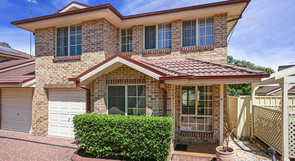 2/1-3 Meehan Place, Campbelltown NSW 2560
