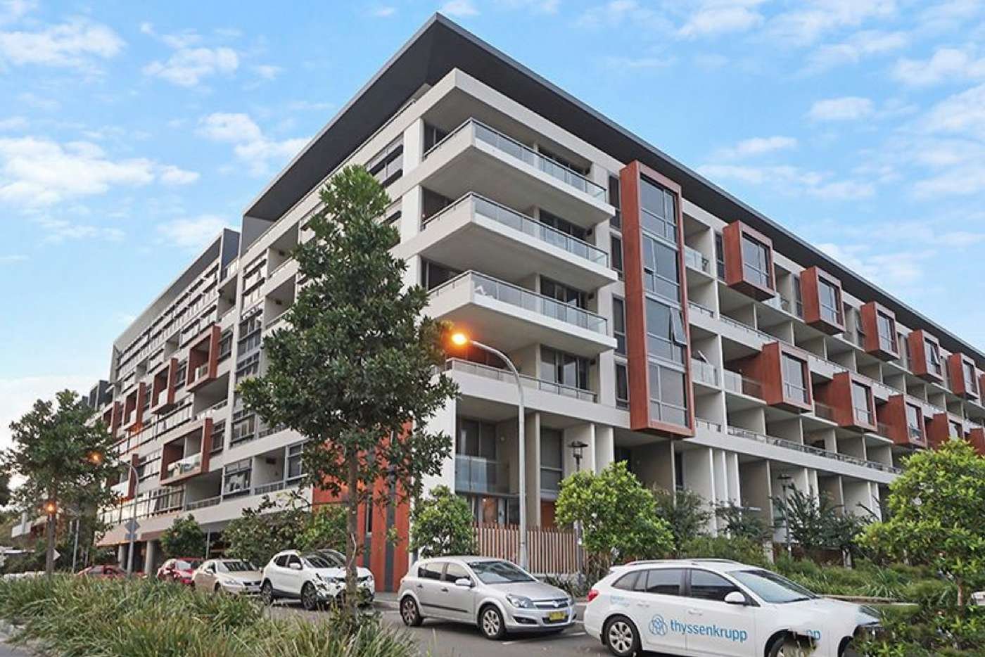 Seventh view of Homely apartment listing, 72/6 Archibald Avenue, Waterloo NSW 2017