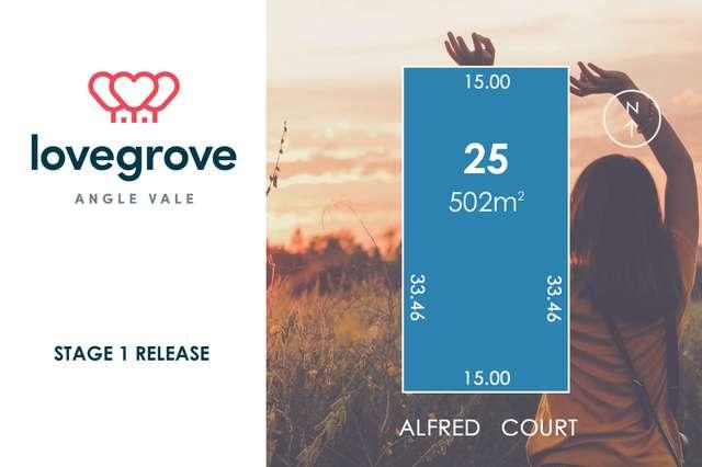 Lot 25 Alfred Court, Angle Vale SA 5117