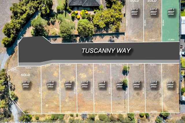 Lot 1 Tuscanny Way, Woodcroft SA 5162