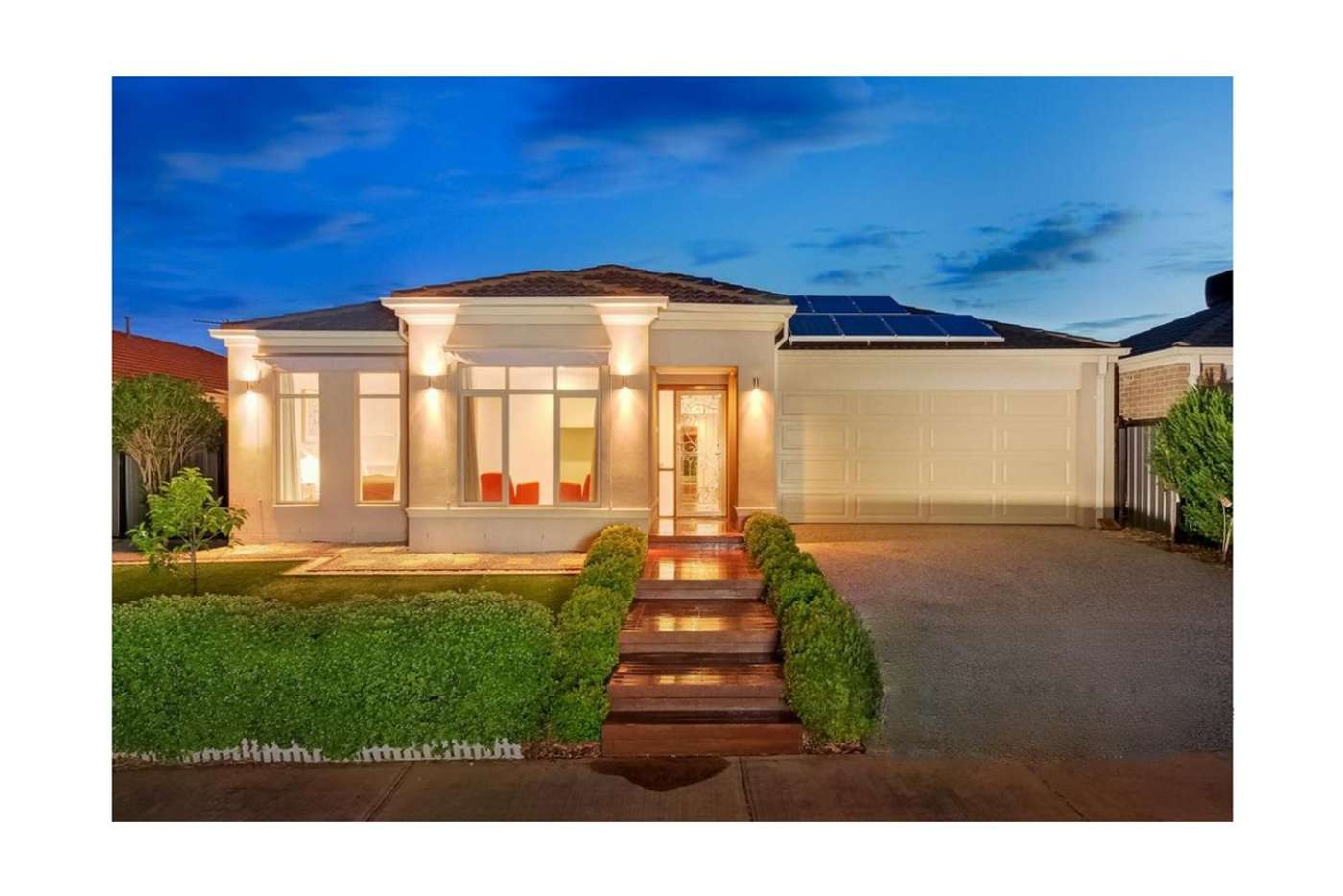 Main view of Homely house listing, 55 Miles Franklin Boulevard, Point Cook VIC 3030