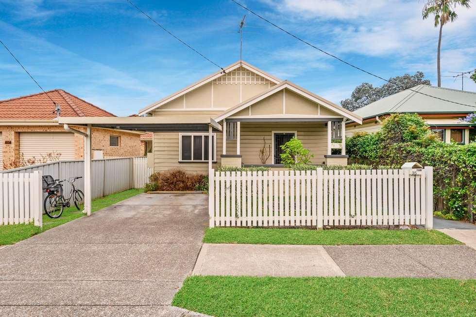Second view of Homely house listing, 35 Tighe Street, Waratah NSW 2298