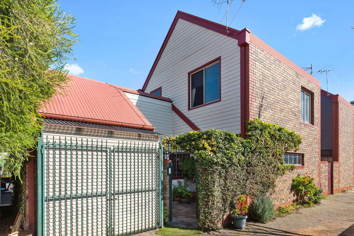 Main view of Homely townhouse listing, 2/12 Claxton Street, Adelaide SA 5000