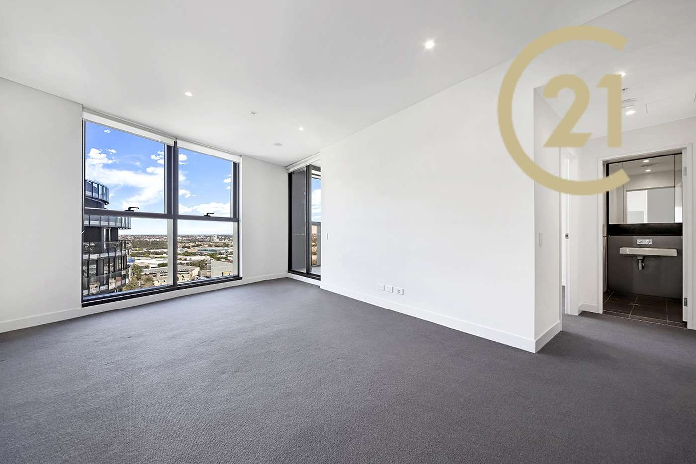 Main view of Homely apartment listing, 1702/6 Ebsworth Street, Zetland NSW 2017
