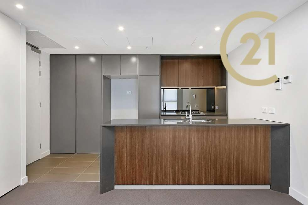 Second view of Homely apartment listing, 1702/6 Ebsworth Street, Zetland NSW 2017