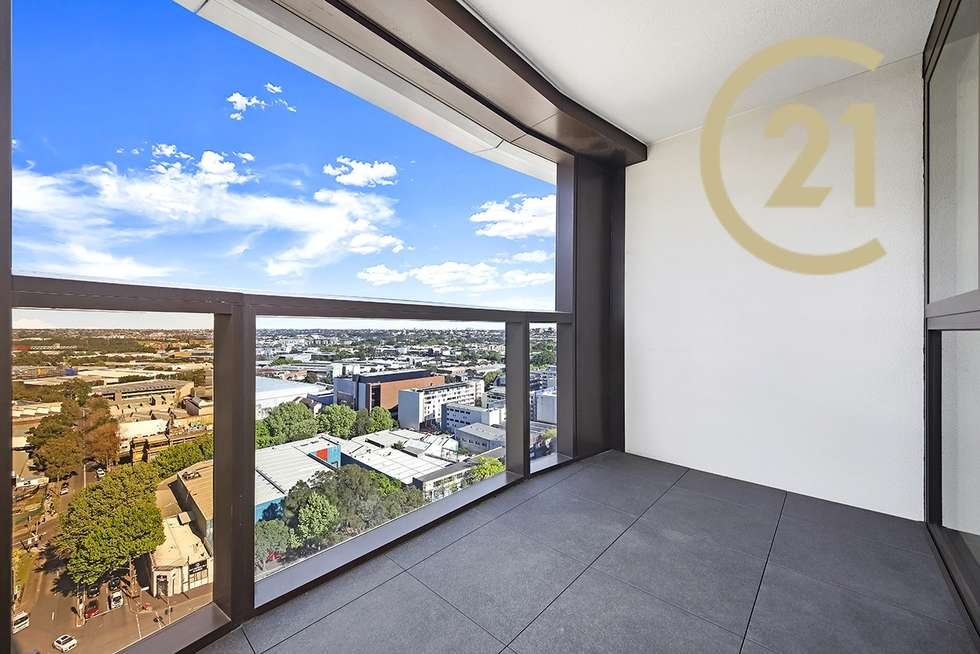 Third view of Homely apartment listing, 1702/6 Ebsworth Street, Zetland NSW 2017