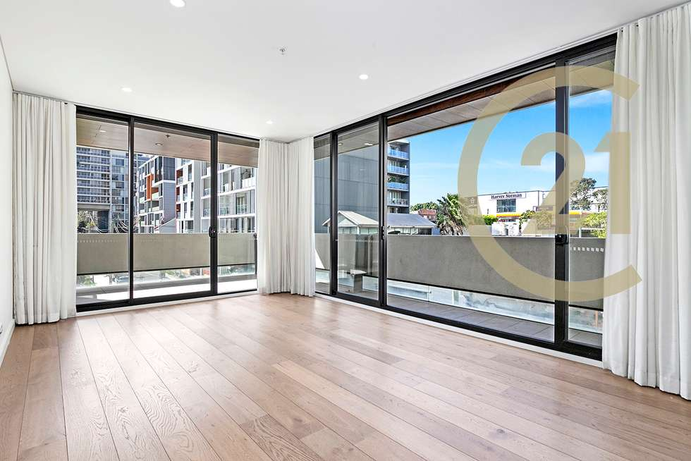 Second view of Homely apartment listing, 205/20 Archibald ave, Waterloo NSW 2017