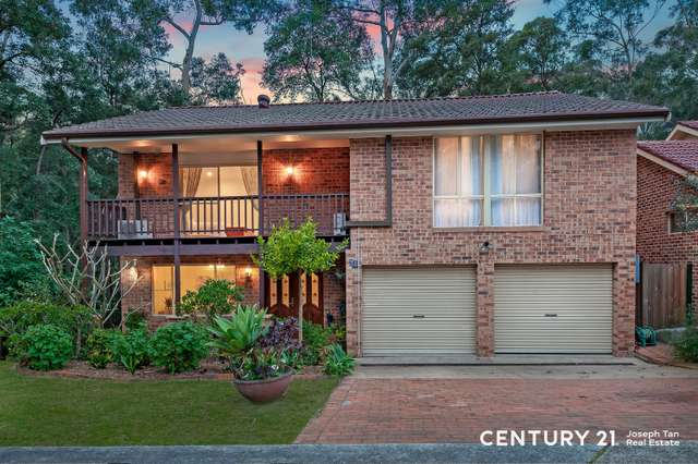 21 Bellwood Place, Castle Hill NSW 2154