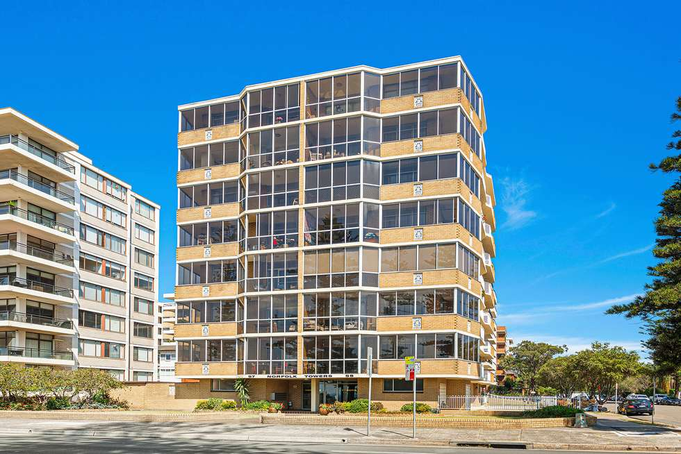 Fifth view of Homely apartment listing, 10/55 The Grand Parade, Brighton-le-sands NSW 2216