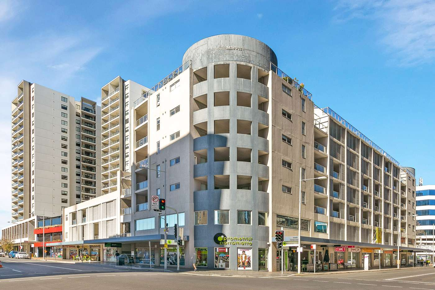 Main view of Homely apartment listing, 620/22 Charles Street, Parramatta NSW 2150