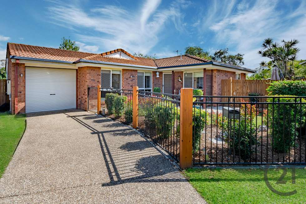 Fourth view of Homely house listing, 22 Jan Court, Bethania QLD 4205