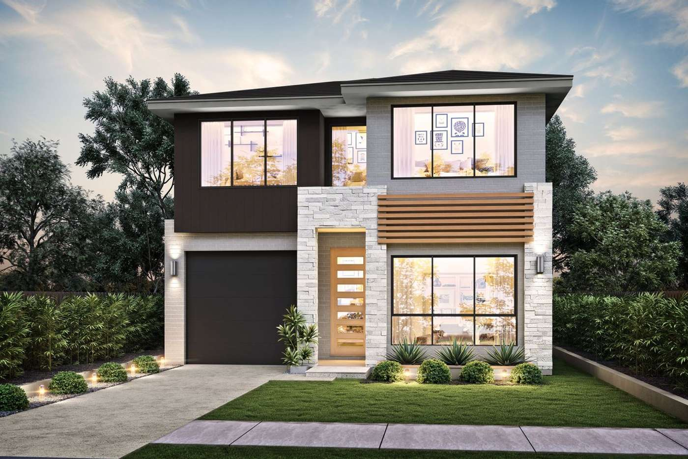 Main view of Homely residentialLand listing, Lot 105 Christy Drive, Akuna Vista, Schofields NSW 2762