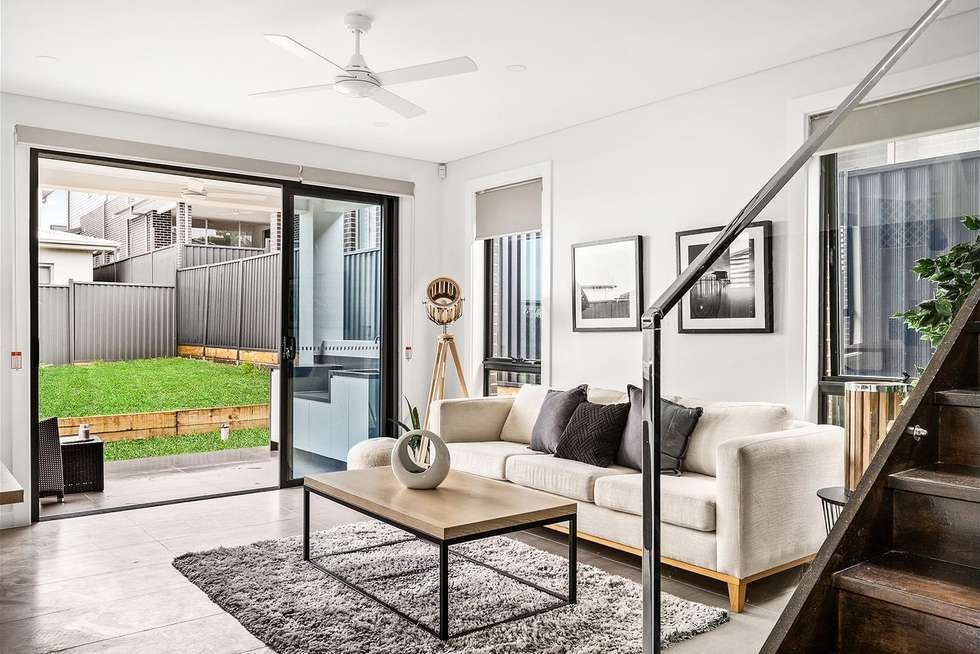 Fourth view of Homely residentialLand listing, Lot 105 Christy Drive, Akuna Vista, Schofields NSW 2762