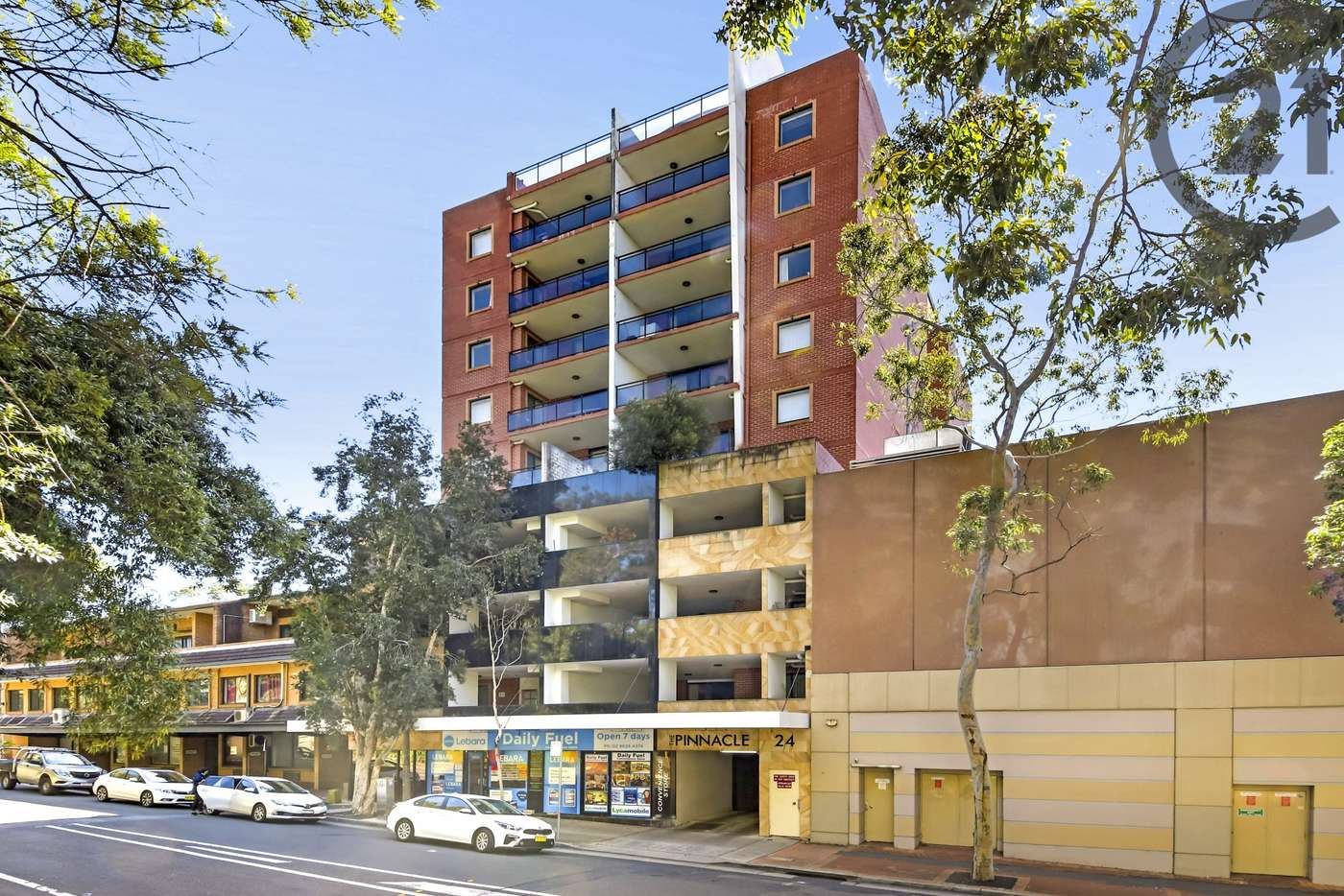 Main view of Homely apartment listing, 27/24 Campbell Street, Parramatta NSW 2150
