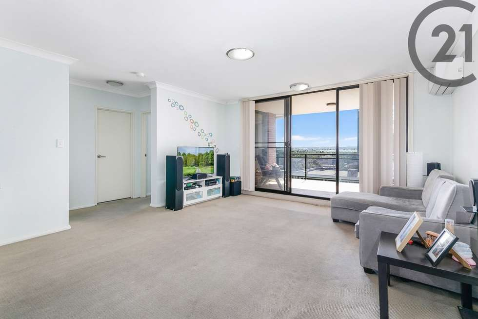 Second view of Homely apartment listing, 27/24 Campbell Street, Parramatta NSW 2150