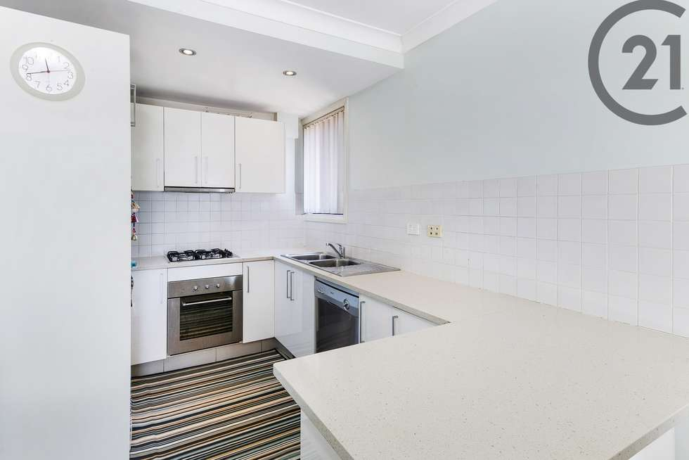 Third view of Homely apartment listing, 27/24 Campbell Street, Parramatta NSW 2150